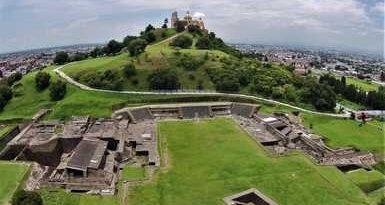 En Puebla reabrirán el Museo de Sitio y Zona Arqueológica de Cholula, y la Zona Arqueológica de Yohualichan  Siguiendo los protocolos sanitarios.