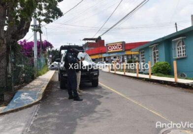 Acuchillan a elemento de la Policía Municipal en Agua Santa II