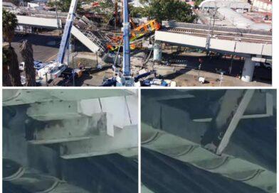 El Puente de Alvarado presenta un grave deteriodo ¡Se cae a pedazos!