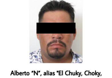 """Detienen a presunto jefe de plaza del grupo delictivo """"Los Zetas"""", en Veracruz"""