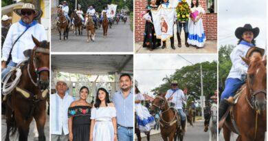 En Cerro Guzmán se celebra con tradición, Cultura y caballos