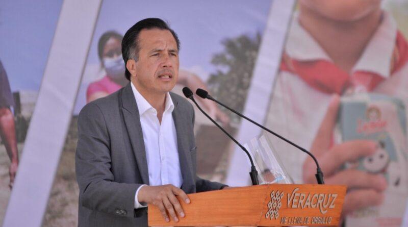 En Veracruz se respetó la veda electoral, no se lucró con necesidades de la población: Cuitláhuac García