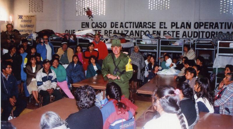 """Ejército y Fuerza Aérea Mexicanos conmemoran el   """"55 Aniversario del Plan DN-III-E""""  Lomas de Sotelo, Ciudad de México, a 17 de junio de 2021.-"""
